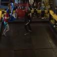 один из боев турнира 2011г, участники из клубов г. Красноярска, Клубы «Камелот» и «Авалон»