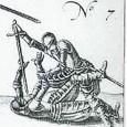 Некоторые изображения рукопашно-фехтовальных техник. На иллюстрациях судя по всему изображены рейтары. Название источника пока неведомо.