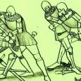 Давно возникло желание записывать тезисы, которые формулируют значения отдельных упражнений. Свое видение смысла тех или иных форм с оружием можно обсуждать в манере «дискуссионного клуба», добавляя различные интерпретации материала. Начну...